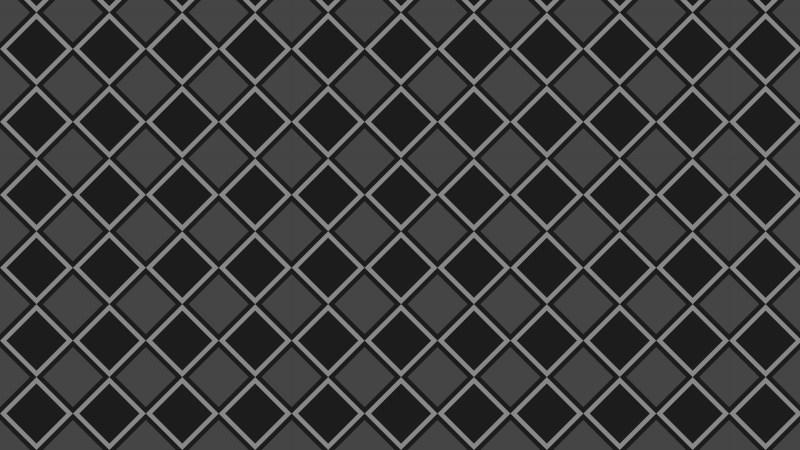 Black Geometric Square Background Pattern Vector Image