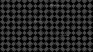 Black Seamless Square Background Pattern Vector