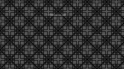 Black Square Pattern