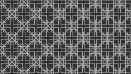 Black and Grey Square Background Pattern