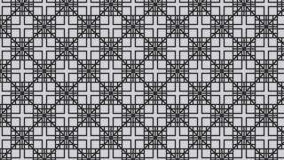 Black and Grey Geometric Square Background Pattern