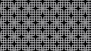 Black and Grey Seamless Square Background Pattern