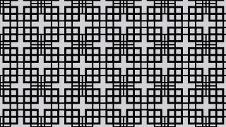Black and Grey Seamless Geometric Square Pattern