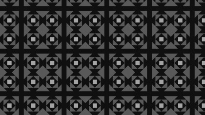 Black Square Background Pattern Illustrator