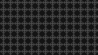 Black Seamless Square Pattern Background Illustration