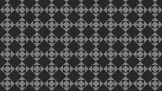 Black Seamless Geometric Square Pattern Image