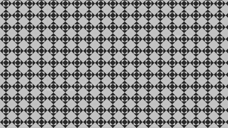 Black and Grey Square Pattern