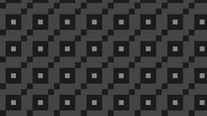 Black Square Background Pattern