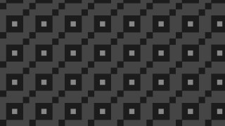 Black Square Background Pattern