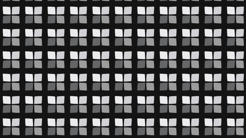 Black and Grey Seamless Geometric Square Background Pattern