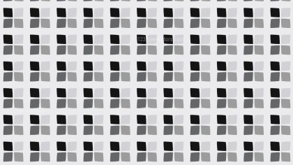 Black and Grey Square Pattern Vector
