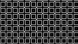 Black and Grey Geometric Square Pattern Background Design