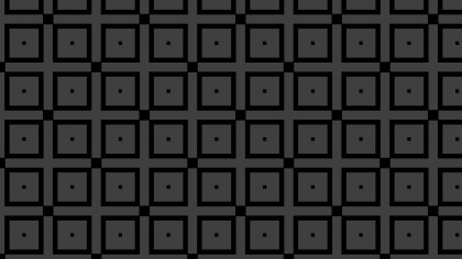 Black Geometric Square Background Pattern Image