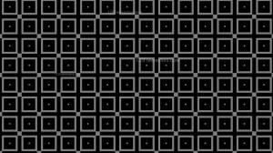 Black Seamless Square Background Pattern Illustrator