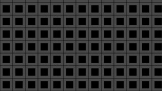 Black Seamless Geometric Square Pattern Background Vector