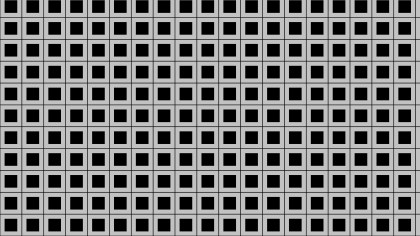 Black and Grey Seamless Geometric Square Background Pattern Vector Art