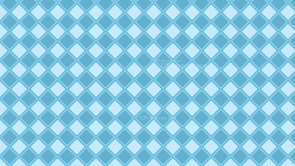 Light Blue Geometric Square Pattern