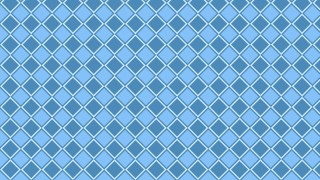 Blue Square Pattern Design