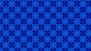 Royal Blue Seamless Square Background Pattern Graphic