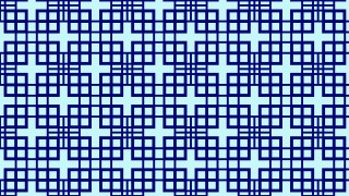 Blue Geometric Square Background Pattern