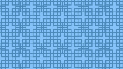 Light Blue Square Pattern Background Vector Illustration