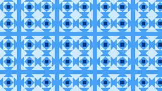Blue Square Background Pattern Vector