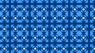 Blue Geometric Square Pattern Background Graphic