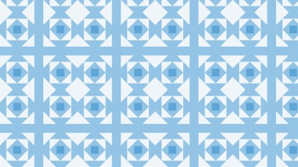 Light Blue Seamless Square Background Pattern Vector Graphic
