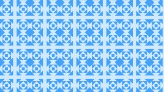 Light Blue Seamless Geometric Square Pattern Background Illustrator