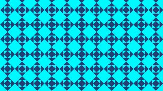 Turquoise Geometric Square Background Pattern