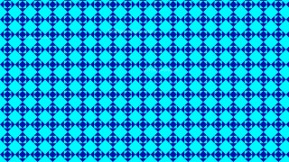 Blue Seamless Square Pattern Background