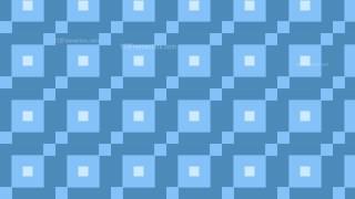 Blue Geometric Square Pattern Image