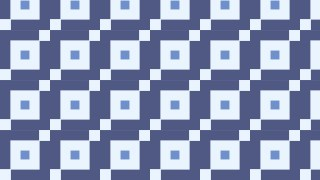 Blue Seamless Square Pattern Illustrator