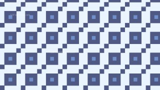 Blue Seamless Square Pattern Background Vector Illustration