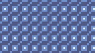 Blue Seamless Square Background Pattern Vector