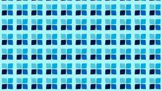 Blue Square Pattern Background Vector Image