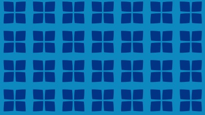 Blue Square Background Pattern Illustrator