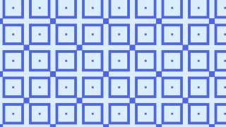 Blue Seamless Square Pattern Graphic