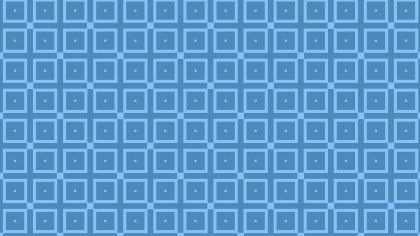 Light Blue Seamless Geometric Square Pattern Image