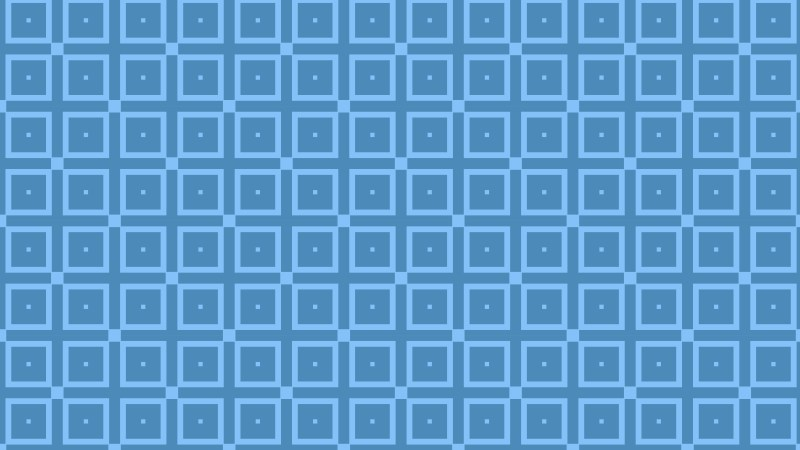 Light Blue Seamless Geometric Square Pattern Image