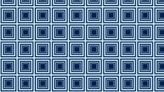 Dark Blue Concentric Squares Background Pattern Vector Graphic