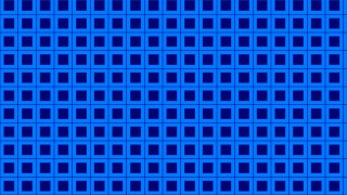 Royal Blue Geometric Square Pattern Background