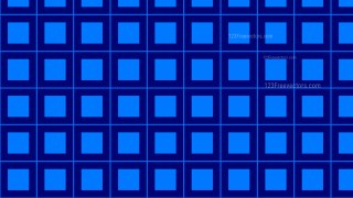Royal Blue Geometric Square Background Pattern