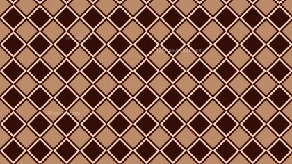 Brown Square Pattern Vector