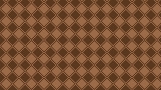 Brown Geometric Square Background Pattern Image