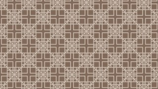 Brown Square Background Pattern