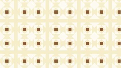 Light Brown Seamless Geometric Square Pattern Background Design
