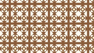 Brown Seamless Geometric Square Background Pattern Image