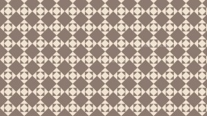 Brown Geometric Square Pattern Background Graphic