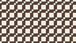Brown Seamless Square Pattern Background Image